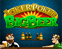 Joker Poker Big Beer