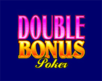 Double Bonus Poker
